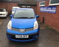 2007 NISSAN NOTE}
