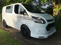 USED 2014 14 FORD TRANSIT CUSTOM *****NOW SOLD*****