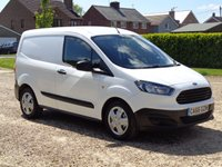 2017 FORD TRANSIT COURIER 1.5 BASE TDCI 74 BHP £5299.00