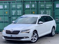 USED 2016 66 SKODA SUPERB 2.0 TDI SE L Executive (s/s) 5dr Nav/Bluetooth/DAB/HeatedSeats
