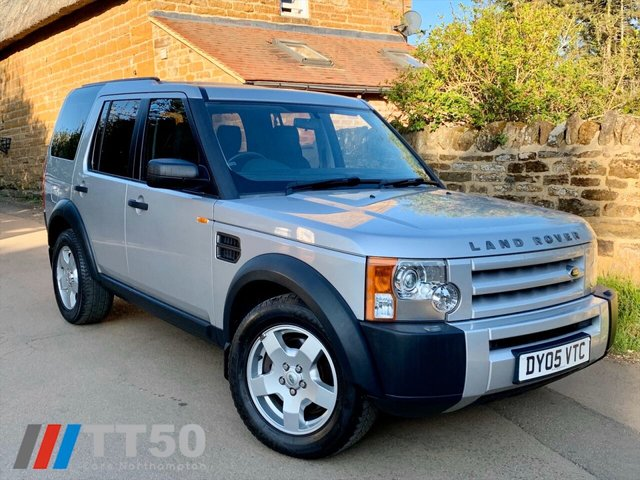 2005 05 LAND ROVER DISCOVERY 2.7L 3 TDV6 S 5d 188 BHP 7 SEATS !!