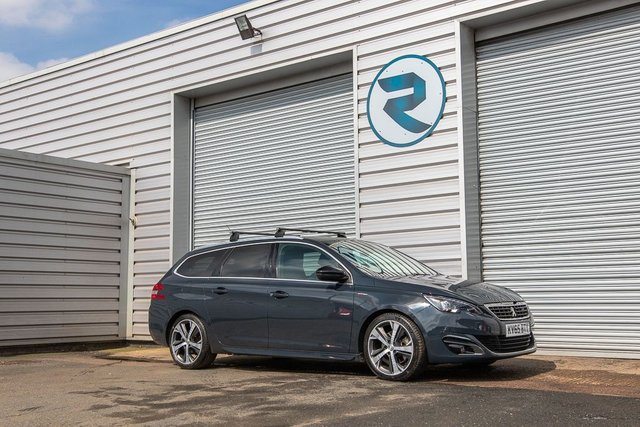 USED 2016 65 PEUGEOT 308 2.0 BLUE HDI S/S SW GT LINE 5d 150 BHP