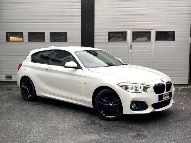 2015 15 BMW 1 SERIES 2.0 120D M SPORT 3d 188 BHP