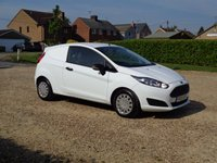 2015 FORD FIESTA 1.6 ECONETIC TDCI 94 BHP SOLD