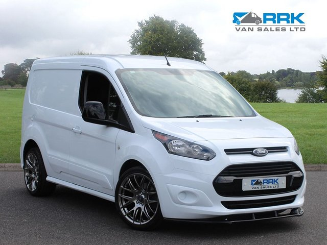2018 18 FORD TRANSIT CONNECT 1.5 200 P/V 74 BHP