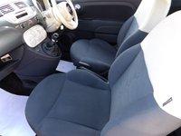 USED 2010 60 FIAT 500 1.2 POP 3d 69 BHP NEW MOT, SERVICE & WARRANTY