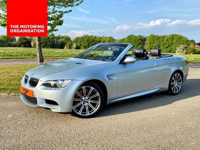 """USED 2009 09 BMW M3 4.0 M3 2d 414 BHP UPGRADED EXHAUST*FSH*""""19""""ALLOY"""