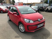 USED 2018 68 VOLKSWAGEN UP 1.0L MOVE UP 5d 60 BHP 1 OWNER ONLY 12000 MILES!!