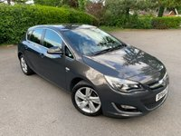 USED 2015 64 VAUXHALL ASTRA 1.4 SRI 5d 98 BHP Full Service History RARE Colour  Full Service History, MOT 05/21, Recent Service, Very Rare Colour, Unmarked Body And Alloys, Rare 1.4cc, One Former Keeper, X2 Keys, Auto Lights On, Auto Wipers, Dimming Mirror, Cd/Stereo/USB, Cruise Control,