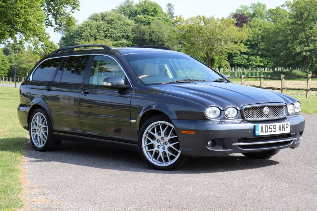 USED 2009 59 JAGUAR X-TYPE 2.0 SOVEREIGN D 5d 129 BHP PX TO CLEAR SOLD AS SEEN