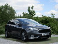 USED 2017 67 FORD FOCUS 1.0 ST-LINE 5d 139 BHP