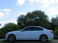 USED 2017 17 BMW 3 SERIES 2.0 318D LUXURY 4d 148 BHP