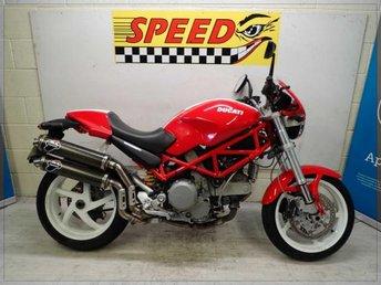 2006 DUCATI MONSTER S2R Monster S2R £4295.00