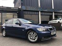 2006 BMW 3 SERIES 2.0 318D ES 4d 121 BHP £1900.00