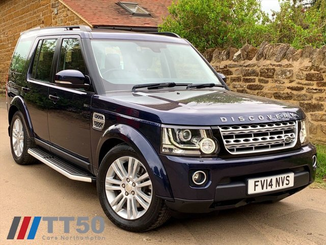 2014 14 LAND ROVER DISCOVERY 3.0L SDV6 HSE 5d AUTO 255 BHP