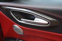 USED 2018 09 ALFA ROMEO GIULIA 2.9 V6 BITURBO QUADRIFOGLIO 4d 503 BHP £12,000 FACTORY FITTED EXTRAS