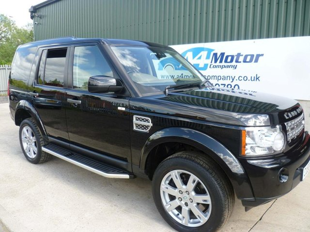 2009 59 LAND ROVER DISCOVERY 3.0 TD V6 XS 4X4 5dr