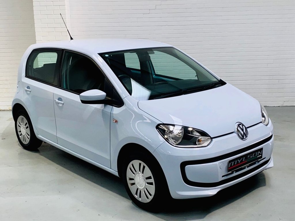 USED 2013 13 VOLKSWAGEN UP 1.0 MOVE UP 5d 59 BHP £20 Road Tax, Automatic 5 Door, Full Service History, AA Inspected