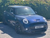 USED 2017 17 MINI HATCH COOPER 2.0 COOPER S 3d AUTO 189 BHP * ONLY 9,654 MILES * AUTOMATIC *