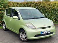 USED 2005 54 DAIHATSU SIRION 1.3 SE 5d * 12 MONTHS FREE AA MEMBERSHIP * IDEAL FIRST CAR *