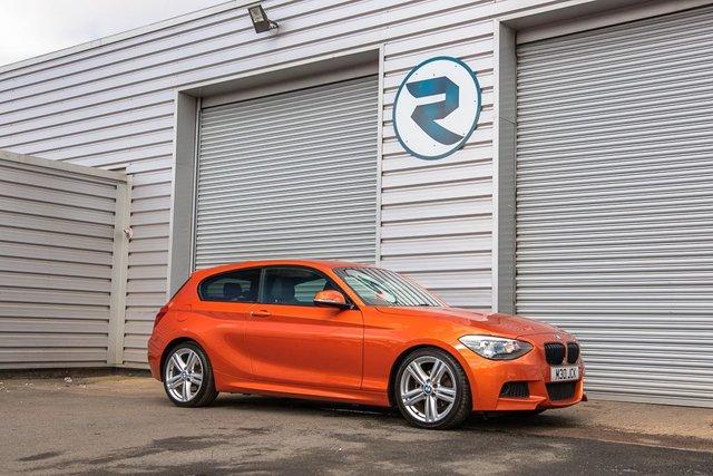 USED 2013 M BMW 1 SERIES 2.0 120D M SPORT 3d 181 BHP
