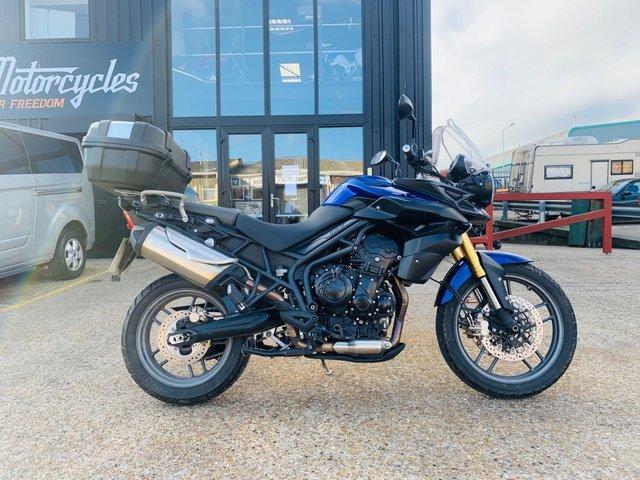 2013 62 TRIUMPH TIGER 800 800cc