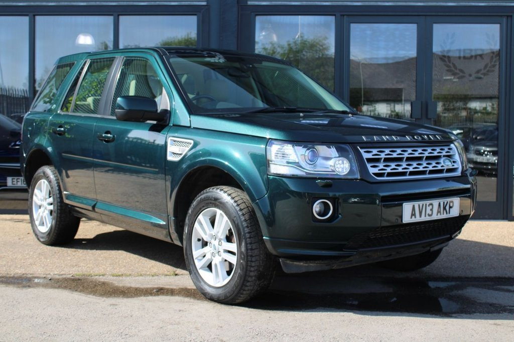 USED 2013 13 LAND ROVER FREELANDER 2.2 SD4 XS 5d 190 BHP