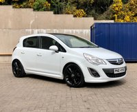 2011 VAUXHALL CORSA 1.2 LIMITED EDITION 5d 83 BHP £4250.00