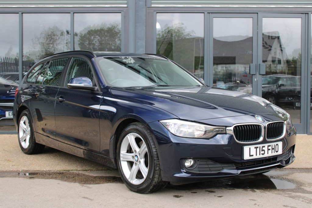 USED 2015 15 BMW 3 SERIES 2.0 320D SE TOURING 5d 181 BHP
