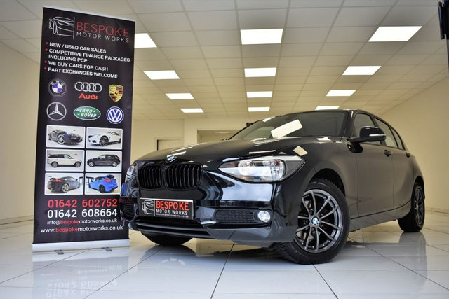 2014 14 BMW 1 SERIES 116I 1.6 SE 5 DOOR