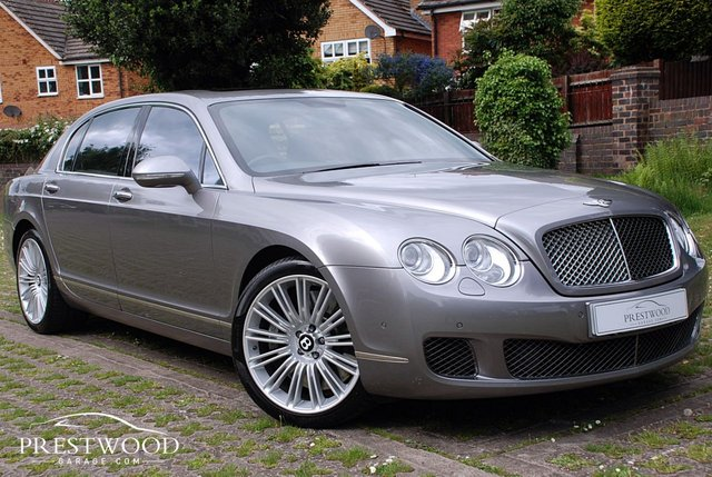 2010 10 BENTLEY CONTINENTAL FLYING SPUR SPEED 6.0 W12 [610 BHP] 4WD 4 DOOR SALOON
