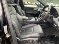 USED 2017 17 AUDI Q7 4.0 TDI V8 Tiptronic quattro (s/s) 5dr VirtualCockpit/FSH/TechPack/