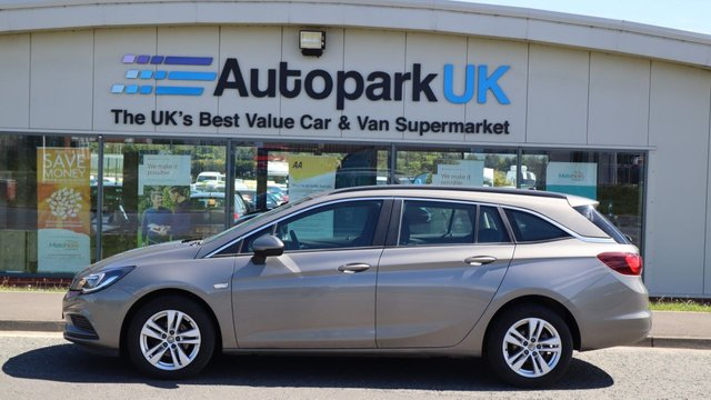 USED 2017 17 VAUXHALL ASTRA 1.6 DESIGN CDTI 5d 108 BHP LOW DEPOSIT OR NO DEPOSIT FINANCE AVAILABLE