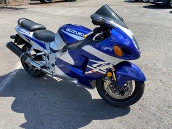 2003 SUZUKI GSX 1300 R HAYABUSA