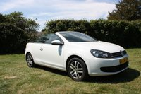 USED 2014 14 VOLKSWAGEN GOLF 1.2 S TSI 2dr CABRIOLET 103 BHP ASK US ABOUT A CONTACT FREE DELIVERY