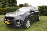 USED 2017 17 KIA SPORTAGE 1.7 CRDI 2 ISG 5dr 114 BHP ASK US ABOUT CONTACT FREE DELIVERY