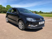 USED 2014 14 VOLKSWAGEN POLO 1.0 SE 3d 60 BHP