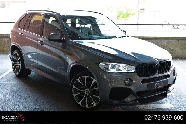USED 2015 61 BMW X5 3.0 30d M Sport Auto xDrive (s/s) 5dr NAV+360 CAMERA+SOFT CLOSE DOOR