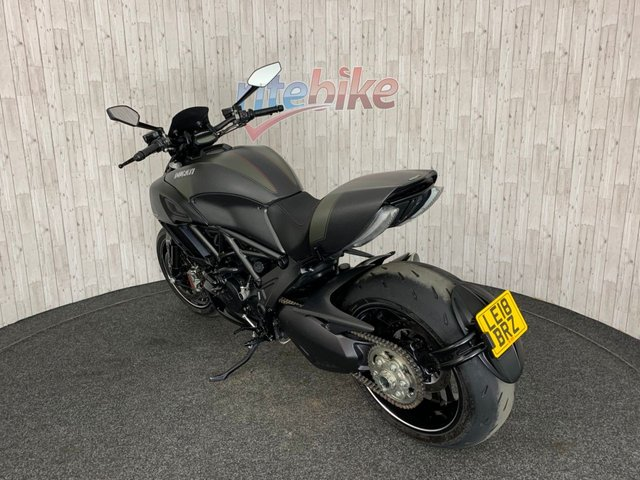 DUCATI DIAVEL at Rite Bike