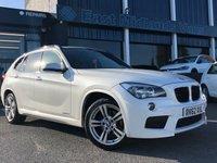 2012 BMW X1 2.0 SDRIVE18D M SPORT 5d 141 BHP £9325.00