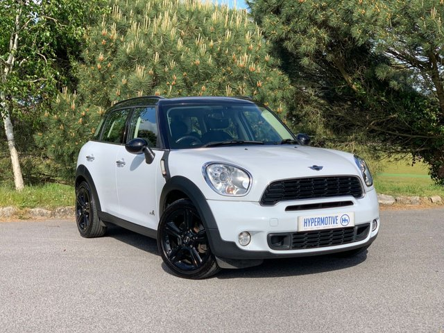 USED 2013 13 MINI COUNTRYMAN 1.6 COOPER S ALL4 5d AUTO Auto | 4 Wheel Drive | 190 BHP