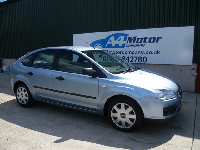 2005 05 FORD FOCUS 1.6 LX 5dr