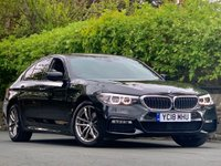 USED 2018 18 BMW 5 SERIES 0.0 520D M SPORT 4d 188 BHP