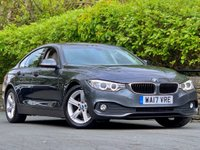 USED 2017 17 BMW 4 SERIES 2.0 420D SE GRAN COUPE 4d 188 BHP