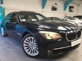 2009 BMW 7 SERIES 6.0 760LI 4d 544 BHP £18990.00