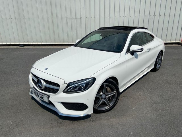 View our MERCEDES-BENZ C CLASS COUPE
