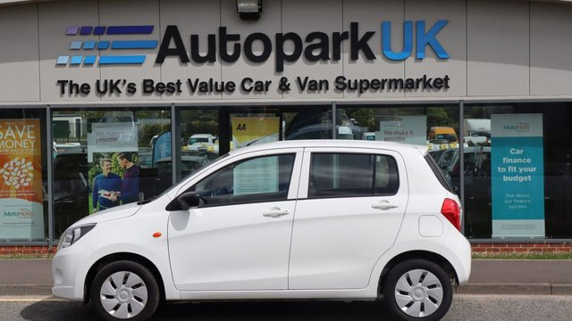 USED 2016 66 SUZUKI CELERIO 1.0 SZ2 5d 67 BHP LOW DEPOSIT OR NO DEPOSIT FINANCE AVAILABLE
