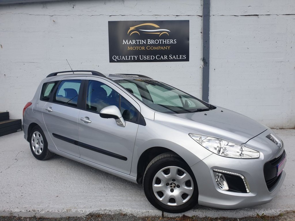 USED 2013 13 PEUGEOT 308 1.6 HDI SW ACCESS 5d 92 BHP