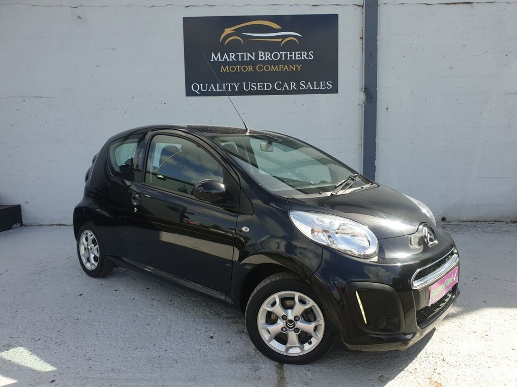 USED 2014 63 CITROEN C1 1.0 EDITION 3d 67 BHP