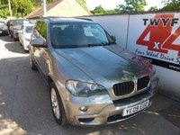 USED 2009 09 BMW X5 3.0 XDRIVE30D M SPORT 5d 232 BHP FULL SERVICE HISTORY,HOME DELIVERY AVAILABLE